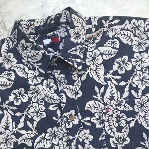 Tommy Hilfiger Hawaiian Shirt